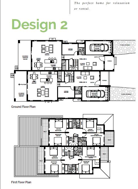 Duplex Design 2