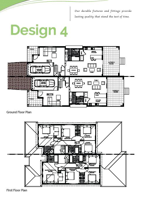 Duplex Design 4
